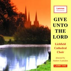 give unto the lord