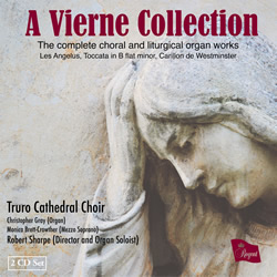 a vierne collection cd