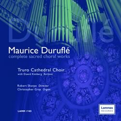 works of durufle